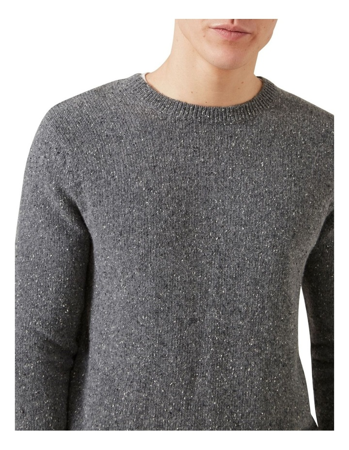 Speckle Crew Knit image 4