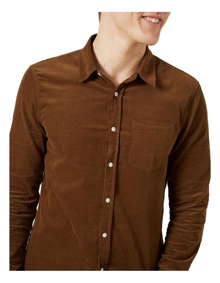 Cord Regular Fit Shirt image 4