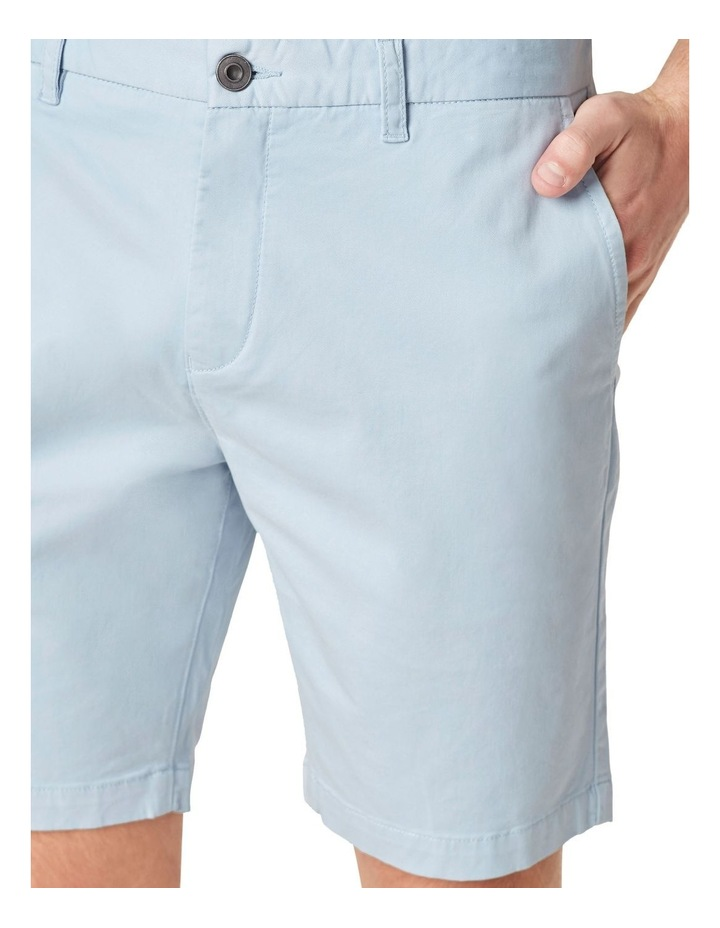 Slim Fit Chino Short image 4