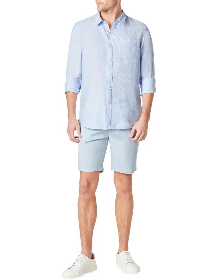Linen Regular Fit Shirt image 2