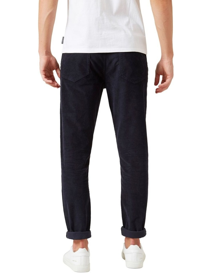 Cord Slim Stretch Jean image 3