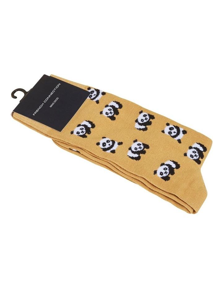 Panda 1 Pk Socks image 2