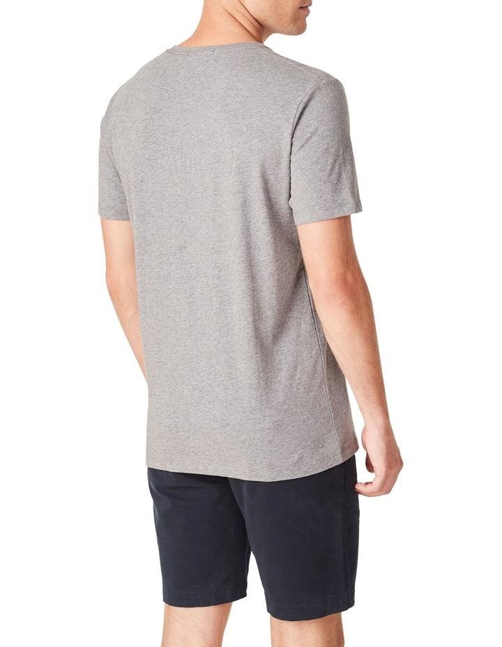 Fish Block Stripe T Shirt image 3