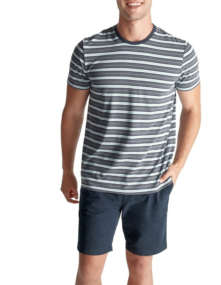 Multi Stripe T Shirt image 1