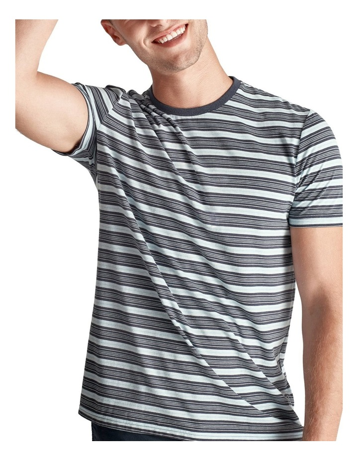Multi Stripe T Shirt image 4