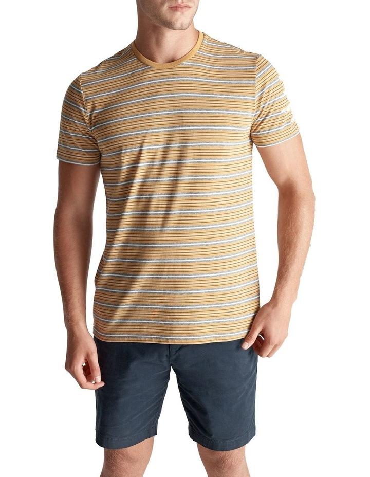 Multi Stripe T Shirt image 1