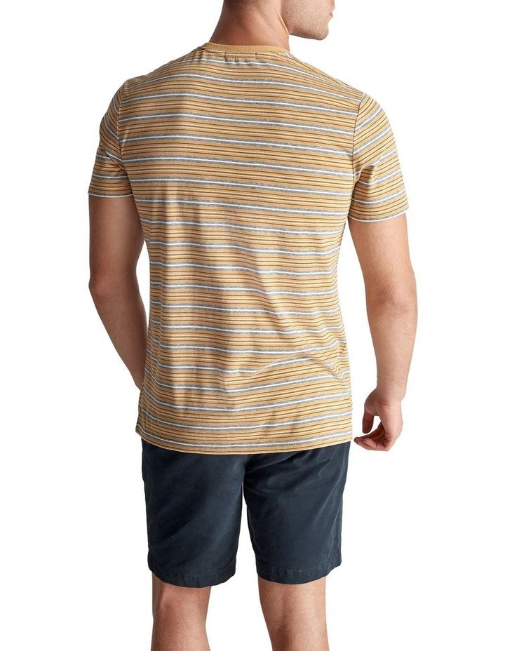 Multi Stripe T Shirt image 3
