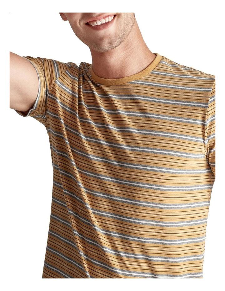 Multi Stripe T Shirt image 4