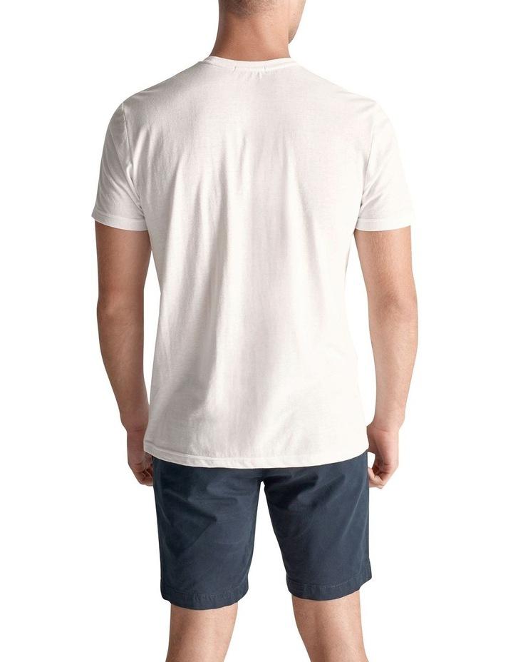 Vintage Cotton Stripe T Shirt image 3