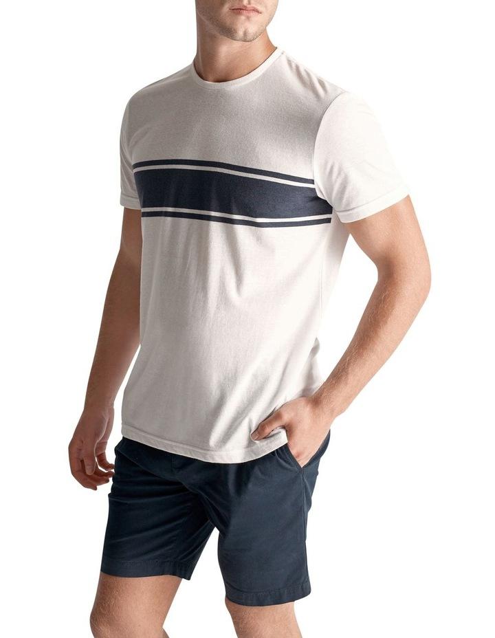 Vintage Cotton Stripe T Shirt image 4