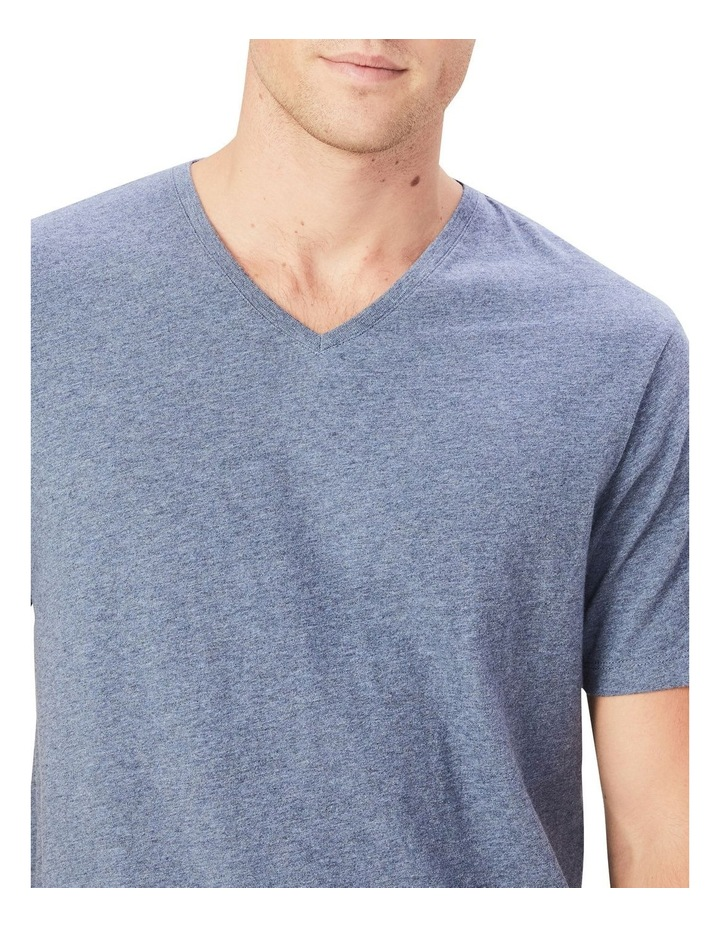 Classic V Neck T Shirt image 4