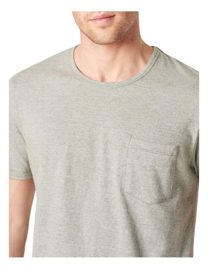 Yarn Dyed T Shirt image 4