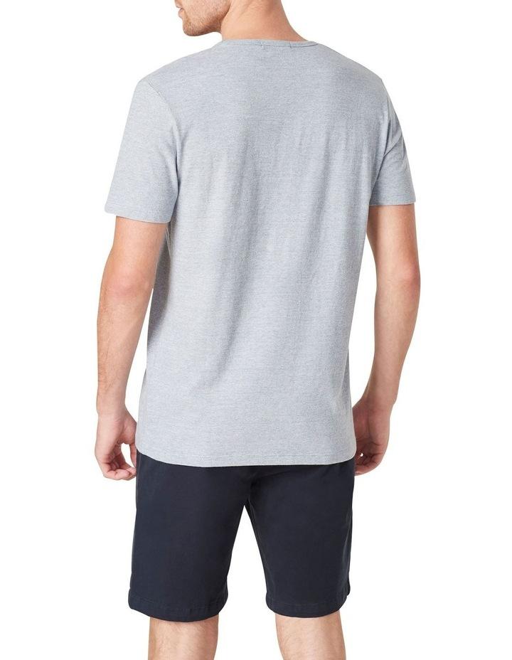 Yarn Dyed T Shirt image 3