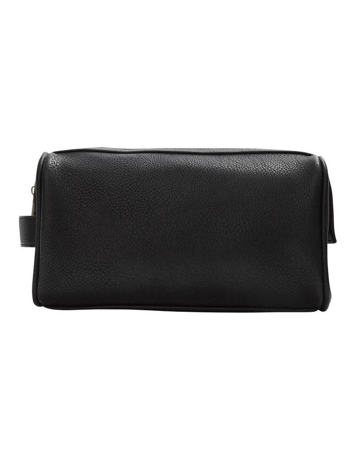 Leather Look Wash Bag image 1