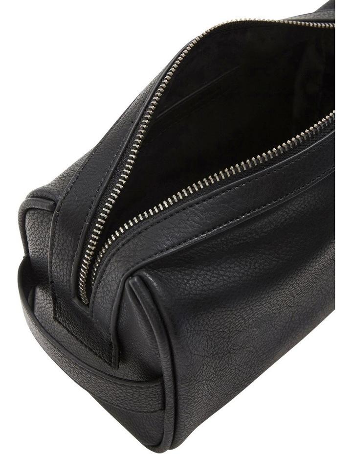 Leather Look Wash Bag image 2