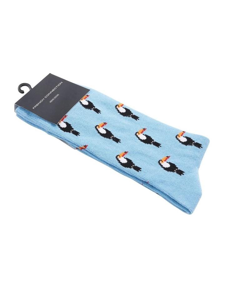 Toucan 1 Pk Socks image 2