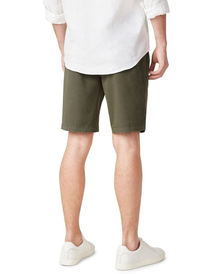 Relaxed Fit Chino Short image 3