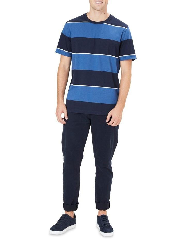 Block Stripe T Shirt image 2