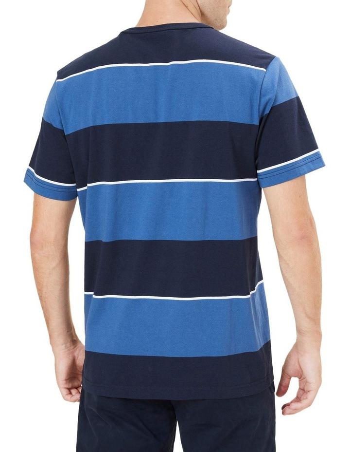 Block Stripe T Shirt image 3