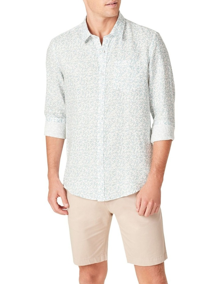 Vine Linen Regular Fit Shirt image 1
