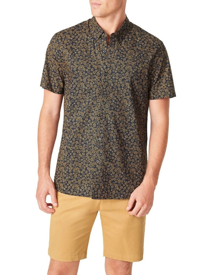 Ditsy Floral Regular Fit Shirt image 1
