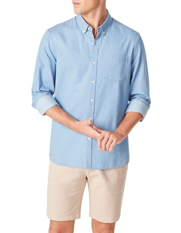 Chambray Regular Fit Shirt image 1