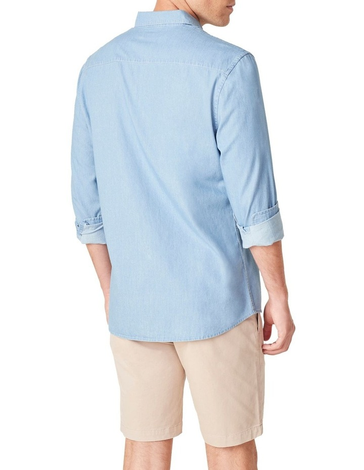 Chambray Regular Fit Shirt image 3