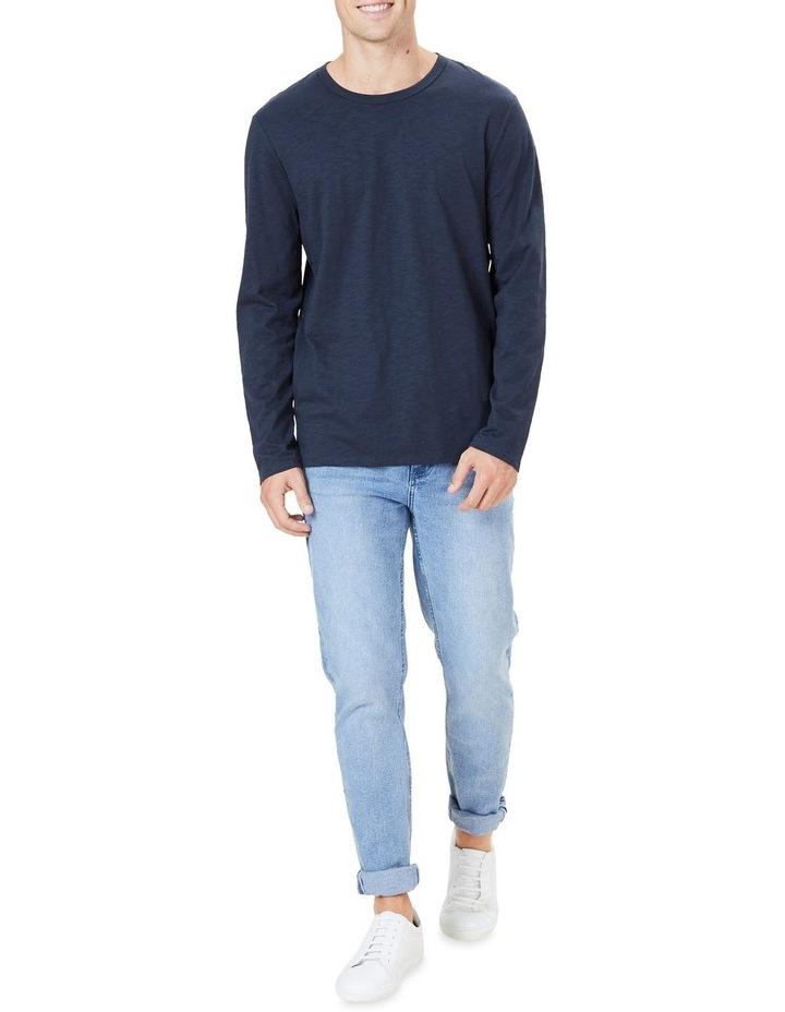 Organic Slub Long Sleeve T Shirt image 2