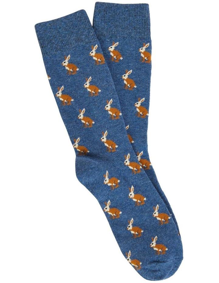 Rabbit 1 Pk Socks image 1