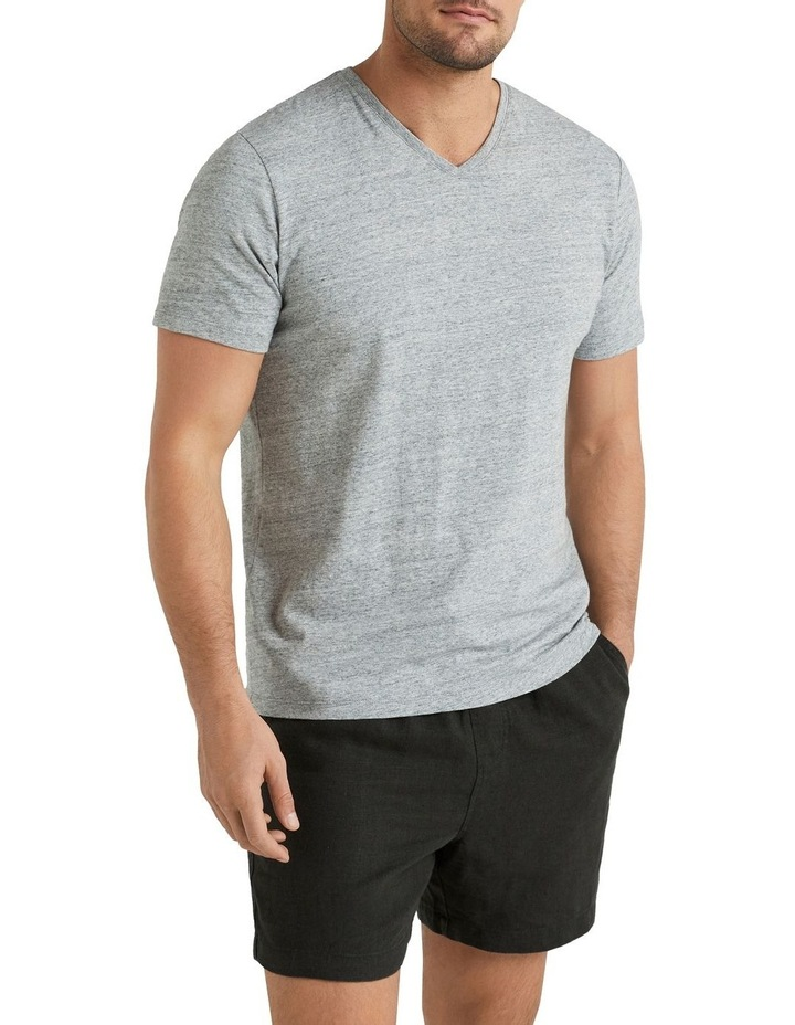 Classic V Neck T Shirt image 1