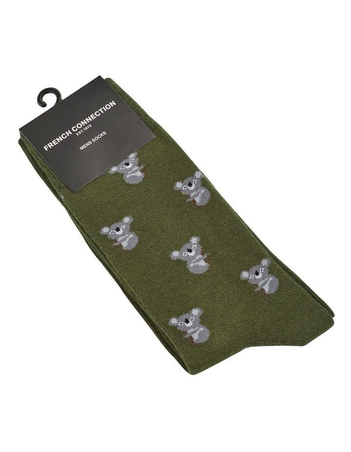 Koala 1 Pk Socks image 2