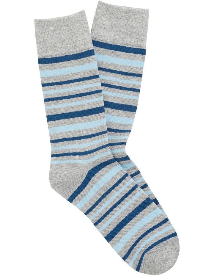 Mini Stripe 1 Pk Socks image 1