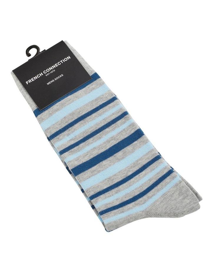 Mini Stripe 1 Pk Socks image 2