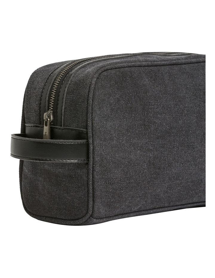 Canvas Wash Bag image 3