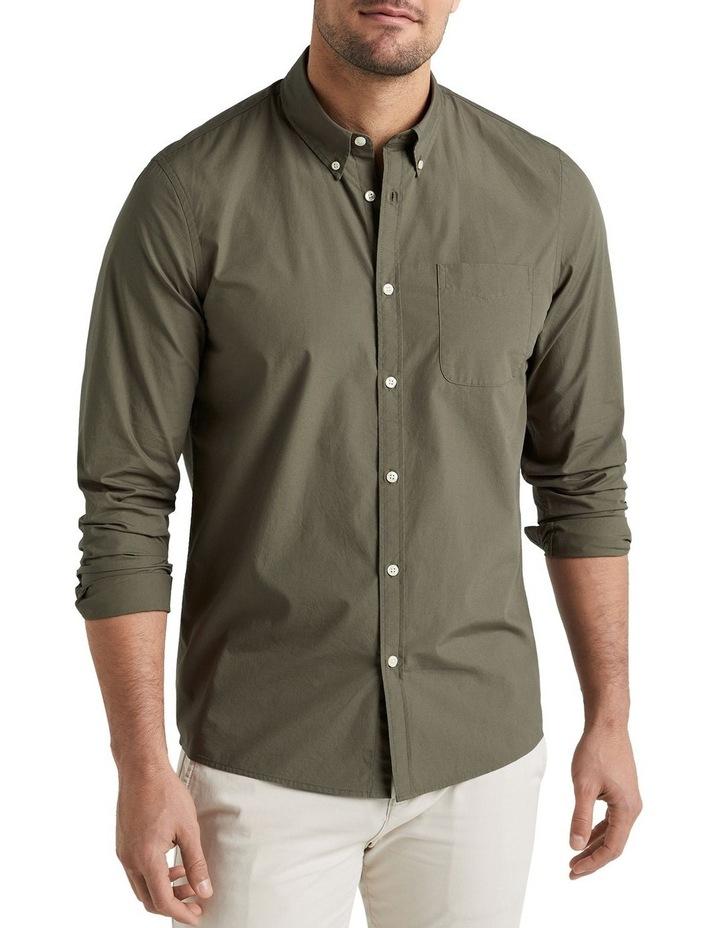 Poplin Regular Fit Shirt image 1