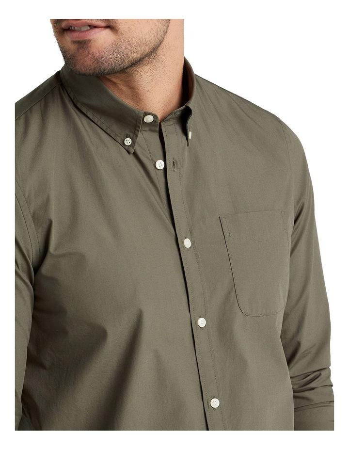 Poplin Regular Fit Shirt image 4
