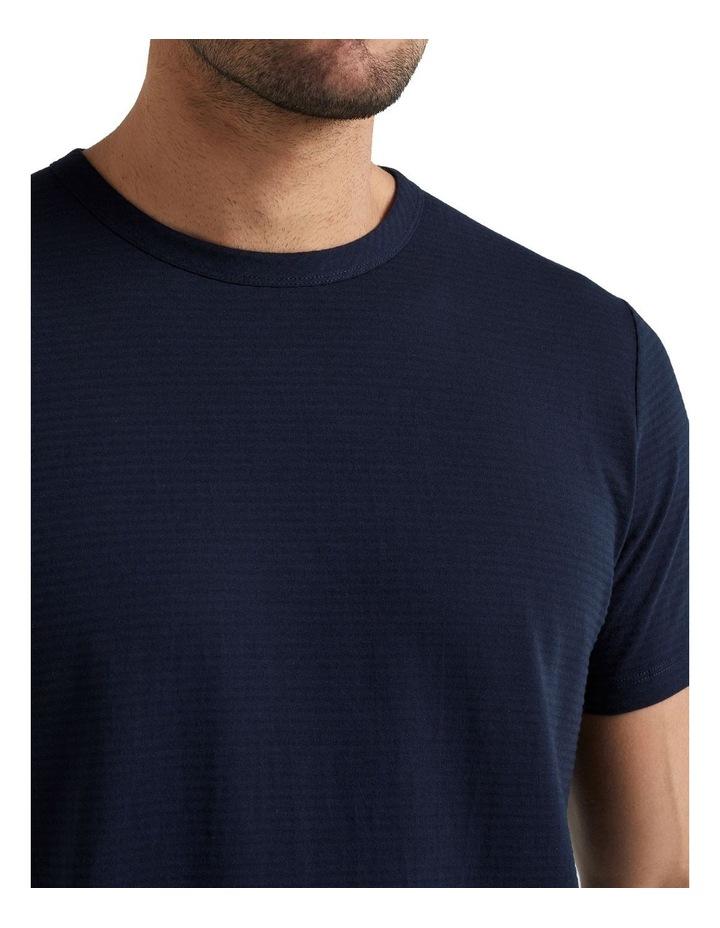 Faded Stripe T Shirt image 4