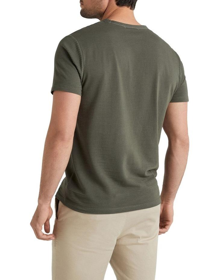 Faded Stripe T Shirt image 3