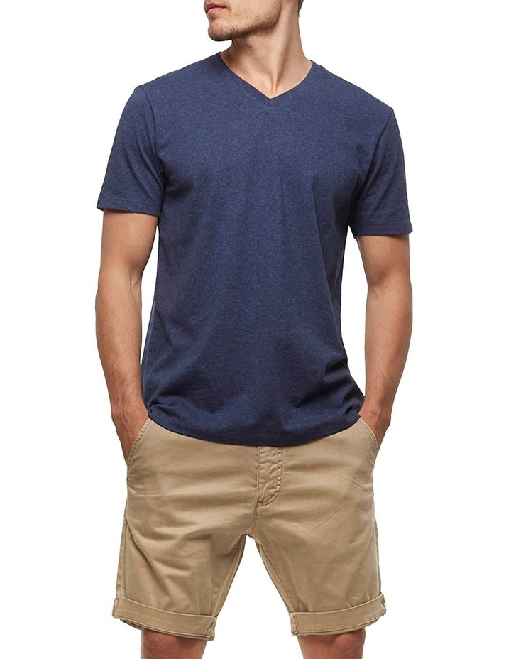 The New Basic Vee Short Sleeve Tee image 1