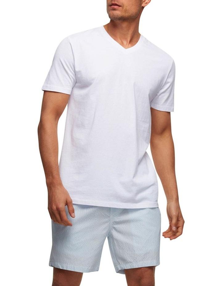 The New Basic Vee Short Sleeve Tee image 1