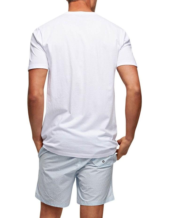 The New Basic Vee Short Sleeve Tee image 2