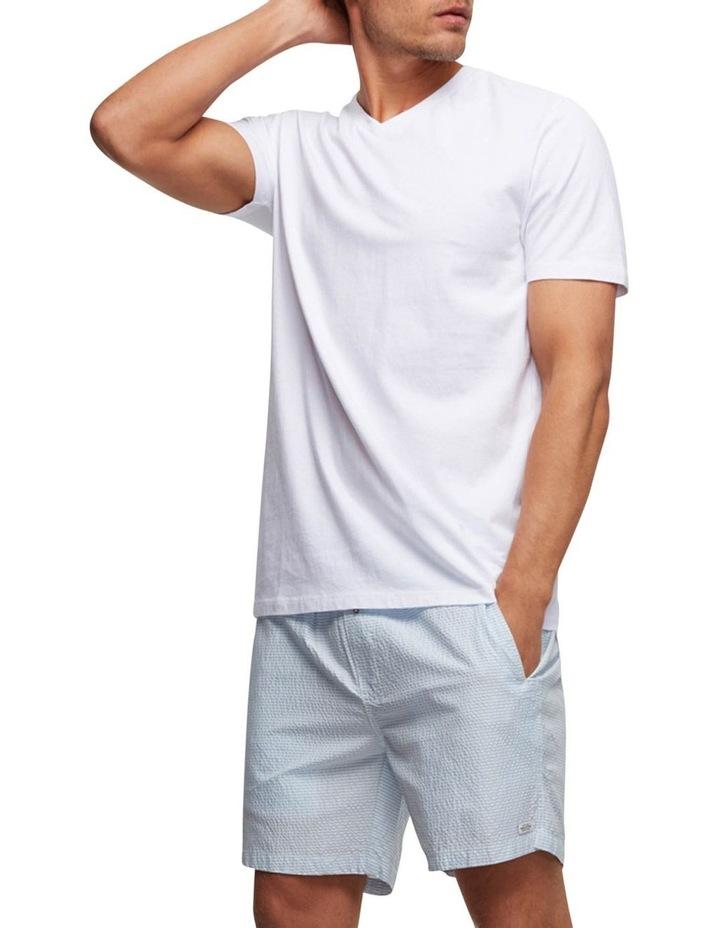 The New Basic Vee Short Sleeve Tee image 3