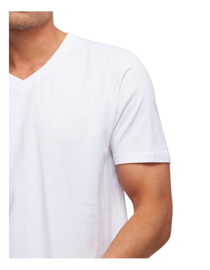 The New Basic Vee Short Sleeve Tee image 5