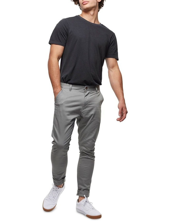 The Cuba Chino Pant - Thyme image 1