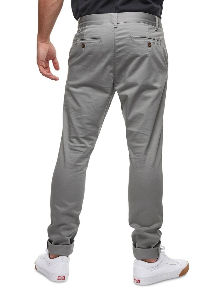 The Cuba Chino Pant - Thyme image 4