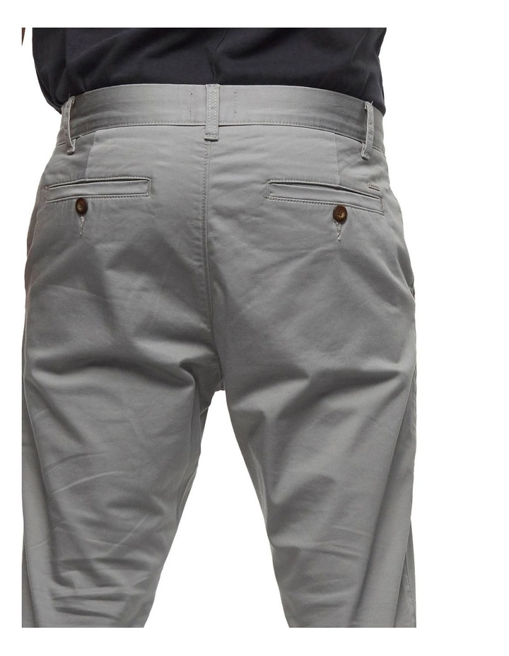 The Cuba Chino Pant - Thyme image 5