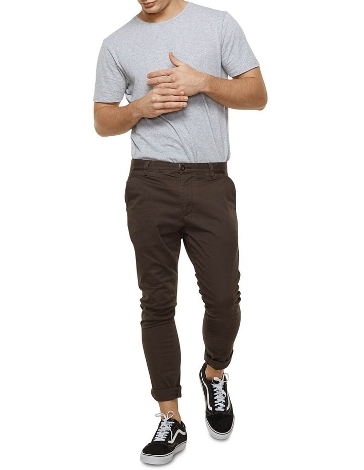 The Cuba Chino Pant - Dark Forest image 1