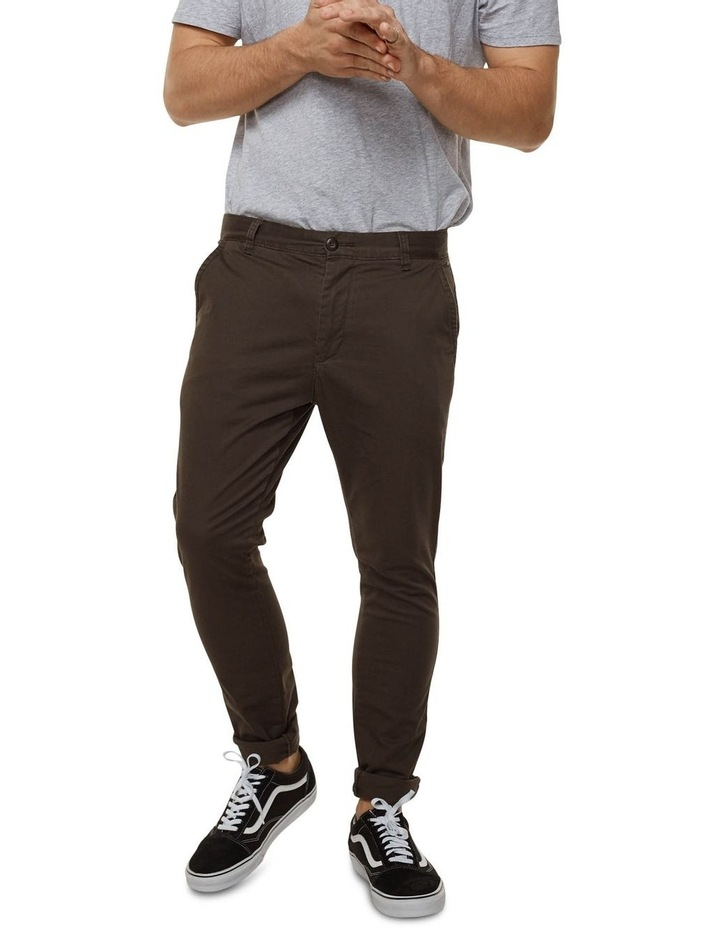 The Cuba Chino Pant - Dark Forest image 2
