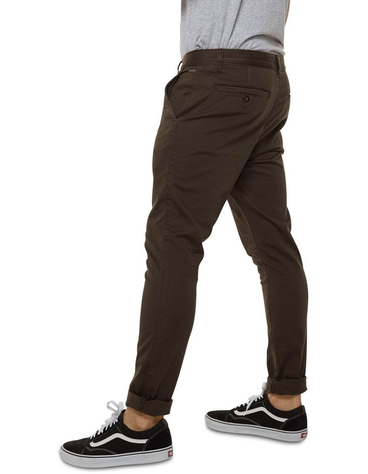 The Cuba Chino Pant - Dark Forest image 3