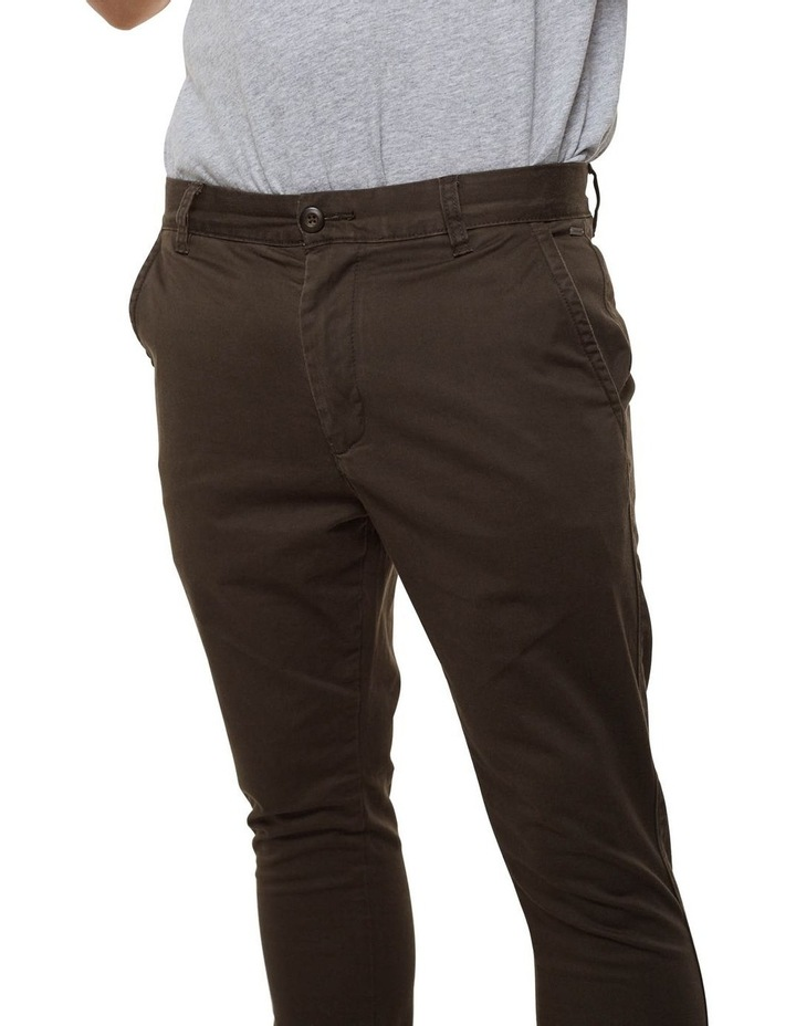 The Cuba Chino Pant - Dark Forest image 4